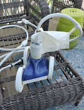 Polaris 280 Pool Cleaner Head/Hose Complete - Tested - Fully Functional