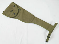 US WW2 Paratrooper Scabbard M1 Carbine folding stock bag Klappschaft Tasche