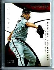 2015 Panini Immaculate Collection Madison Bumgarner D#11/99 San Francisco Giants