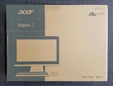 """ACER Aspire Z AZ3-710-UR54 All-In-One 24"""" TouchScreen Computer Intel Core i5 NEW"""
