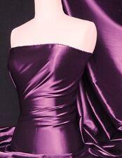 Purple Super Soft Satin Fabric Q710 PPL