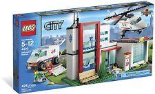 NEW SEALED LEGO 4429 CITY HELICOPTER RESCUE HOSPITAL AMBULANCE EMERGENCY ROOM