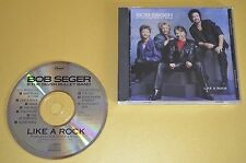 Bob seger & the silver Bullet Band-like a rock/Capitol 1986/Made in Japan