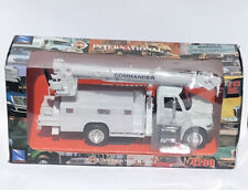 New Ray International 4200 Utility Truck, Power Line Pole, Pike Electric Co. Nc