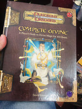 Complete Divine Hard - Dungeons and Dragons v3.5 - new !