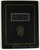 Die Pfalz. Ihre Entwicklung - Ihre Zukunft. Deutsche Stadt - Deutsches Land 1926