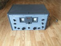 Hammarlund HQ129X Receiver Ham Radio Untested