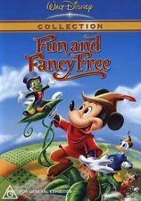 Fun And Fancy Free * NEW DVD (Region 4 Australia) * Mickey Donald Goofy Jiminy
