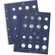 Euro Coin Yearly Albums - Additional Pages