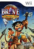 EXCELLENT! Brave: A Warrior's Tale (Nintendo Wii, 2009) Video Game TOTAL PACKAGE