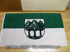 Fahnen Flagge Hamburg Bergedorf - 90 x 150 cm