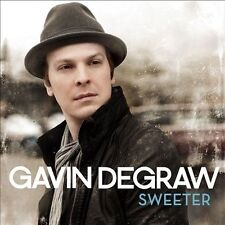 1 CENT CD Sweeter - Gavin DeGraw
