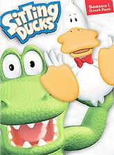 Sitting Ducks: Season 1 Quack Pack (DVD, 2004) NEW barcode cut Childrens Kids