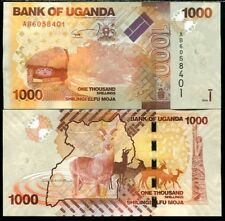 UGANDA 1000 SHILLINGS 2010 P NEW UNC