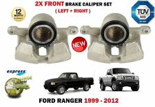 FOR FORD RANGER 2.5 TD 3.0 TDDI PICKUP 1999-> 2X FRONT LEFT RIGHT BRAKE CALIPERS