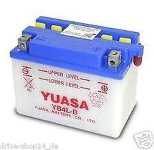 orig. YUASA Akku Batterie YB4L-B 12V 4Ah Rollerbatterie