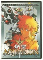 Aquarion Cuore Corpo Anima vol. 1 DVD ITA. Abbinamento Editoriale