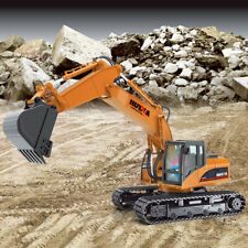 HuiNa Toy 1550 1/14 2.4G Alloy Construction Excavator Engineering Vehicle RC Car