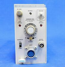 Tektronix Am503 Current Probe Amplifier 50 Mhz Untested