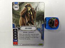 Star Wars Destiny Awakenings #40 Jedi Robes w/ Dice