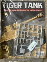 1/16 HACHETTE BUILD YOUR OWN TIGER MODEL TANK ISSUE 89 INC PART