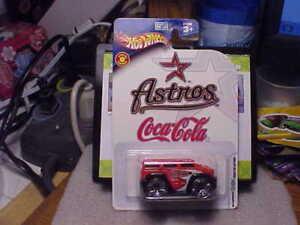 Hot Wheels Astros Coca Cola Hummer H2