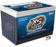 Xs Power D6500 12 Volt Battery 3,900 Max Amps Sealed Battery 1070 CA