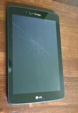 Verizon LG G Pad 7.0 Tablet 16GB LG-VK410 *Cracked Glass*