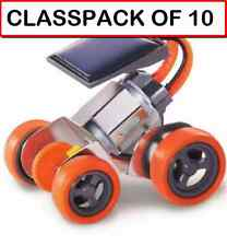 (CLASSPACK OF 10) OWI-MSK681 ROOKIE SOLAR RACER CAR KIT