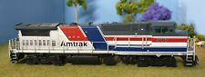Overland Models Brass Amtrak Dash 8-32BWH  #517 DC - HO Scale