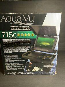 Aqua Vu AV 715C Underwater Viewing System
