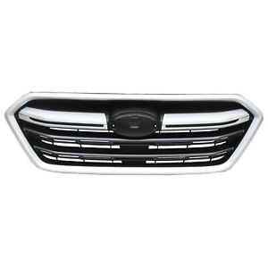 SU1200173 NEW Replacement Front Grille Fits 2018-2019 Subaru Outback