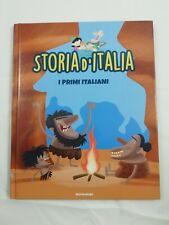 Libro - Storia d'Italia - I primi Italiani - Mondadori | ottimo