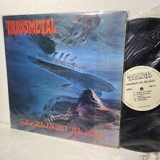 Transmetal Sepelio En El Mar Avanzada Metalica 017 Thrash Metal Mexican Press