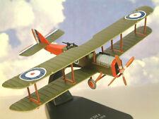 OXFORD 1/72 WWI DE HAVILLAND DH4 RNAS ROYAL NAVAL AIR SERVICE 5 SQN. 1918 AD004