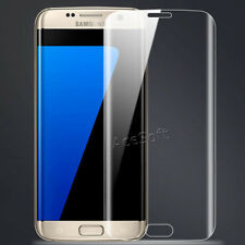 New Tempered Glass Screen Protector Film f Samsung Galaxy S7 edge Sm-G935T Phone