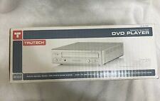 Trutech Space Saving Dvd Player New Small Compact