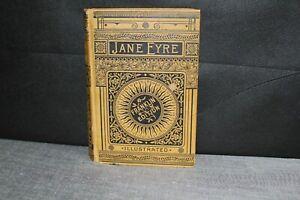 1884 JANE EYRE FRANKLIN EDITION R. WORTHINGTON CHARLOTTE BRONTE NEW YORK