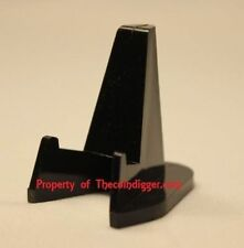10 Display Stand Easel for Poker Chip Coin Token Medal Bar Stands Air-tite BLACK