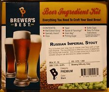 Brewers Best Russian Imperial Stout