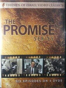 The Promise Series Six Episodes on 3 DVDs