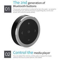 Bluetooth Media Audio Music Remote Control Button Car Steering Wheel Control