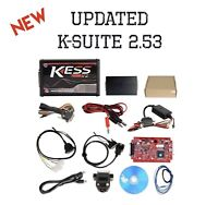 KESS V2 V5.017 with New Updated K Suite 2.53 + Extra Software And 24 Map Packs!!