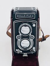 Vintage Rolleiflex 3.5 camera near mint condition