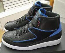 reputable site fd70f 98b1d 834274 014 Air Jordan 2 Retro Black Photo Blue Radio Raheem Size 12 Xi 1