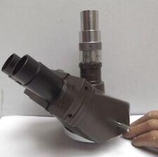 Microscope [ Trinocular Head ] J. Swift  { C1980 } Photomicrography