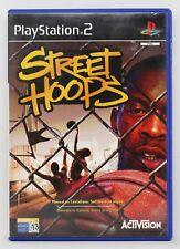 STREET HOOPS - PLAYSTATION 2 PS2 PLAY STATION 2 - PAL ESPAÑA - STREETS HOOP