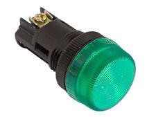 NPL-22 ATI Green LED Pilot Indicator Light 22mm 220V AC Replaceable Lamp