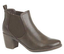Ladies Ankle Boots size 7 BROWN -   £15  POST FREE
