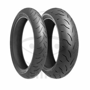 120/70ZR17 (58W) BRIDGESTONE BT016 Pro Triumph 1050 Speed Triple R 2012-2016